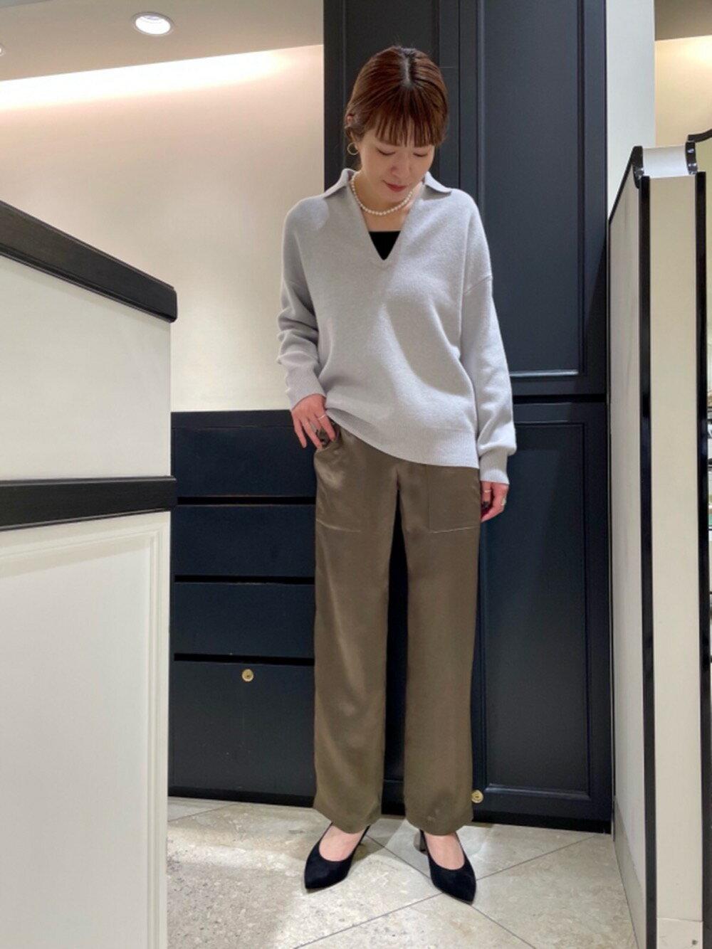 Odette e OdileのOFD ポインテッドBH パンプス70↓↑を使ったコーディネートを紹介します。 Rakuten Fashion(楽天ファッション/旧楽天ブランドアベニュー)1098412