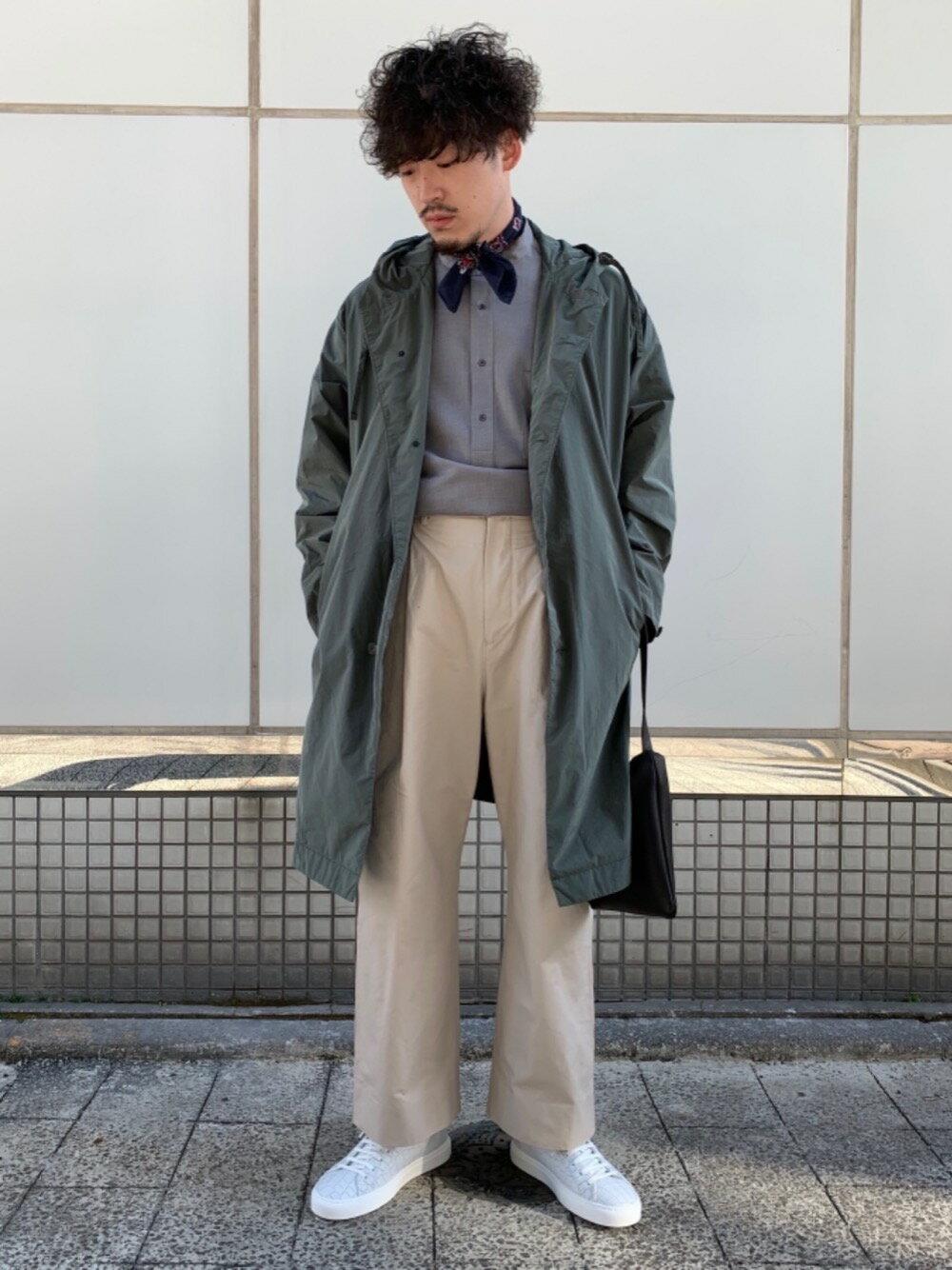 UNITED ARROWSの<UNITED ARROWS> UNSAI ツイル エクストラワイドを使ったコーディネートを紹介します。|Rakuten Fashion(楽天ファッション/旧楽天ブランドアベニュー)1098534