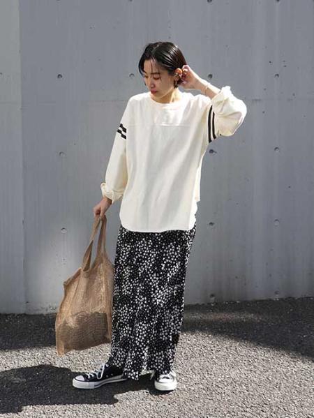 JOURNAL STANDARD relumeのリバーシブルマーメイドイージースカート◆を使ったコーディネートを紹介します。|Rakuten Fashion(楽天ファッション/旧楽天ブランドアベニュー)1091719