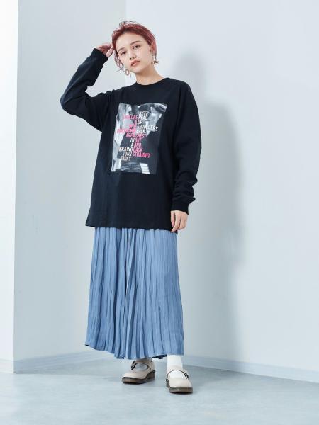 cepoのCEPO/(W)ストラップローファーを使ったコーディネートを紹介します。|Rakuten Fashion(楽天ファッション/旧楽天ブランドアベニュー)1094481