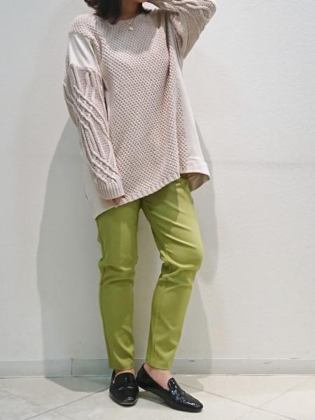 Bou JeloudのHAKIYASE撥水花粉ガードパンツを使ったコーディネートを紹介します。|Rakuten Fashion(楽天ファッション/旧楽天ブランドアベニュー)1098618