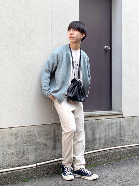 RAGEBLUEの(M)キンチャクSDBAGを使ったコーディネートを紹介します。|Rakuten Fashion(楽天ファッション/旧楽天ブランドアベニュー)1098748