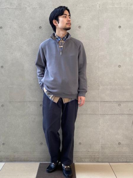 417 EDIFICEの【HERISSON / エリソン】  ビットローファーを使ったコーディネートを紹介します。|Rakuten Fashion(楽天ファッション/旧楽天ブランドアベニュー)1099771