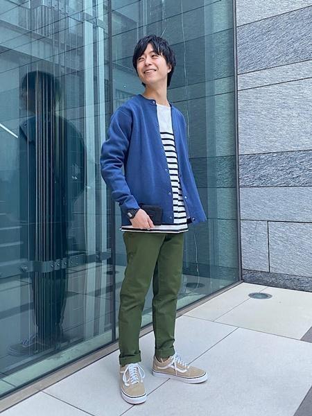 SHIPSのSHIPS any*GROWN&SEWN: 別注 DUANE パンツを使ったコーディネートを紹介します。|Rakuten Fashion(楽天ファッション/旧楽天ブランドアベニュー)1100662