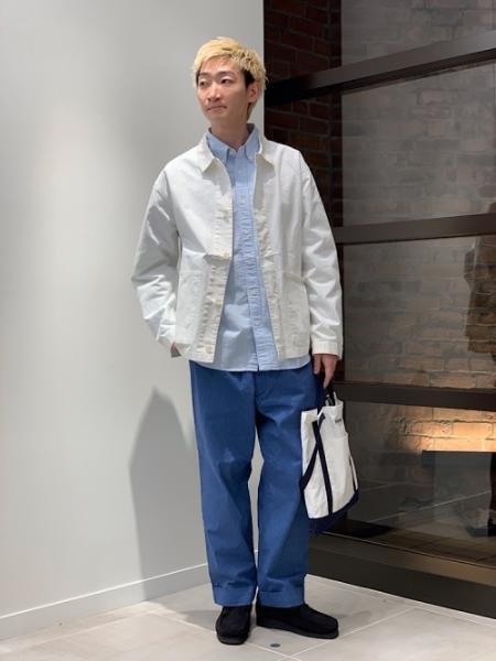 SHIPSのCLARKS: ワラビー ブーツを使ったコーディネートを紹介します。|Rakuten Fashion(楽天ファッション/旧楽天ブランドアベニュー)1101993
