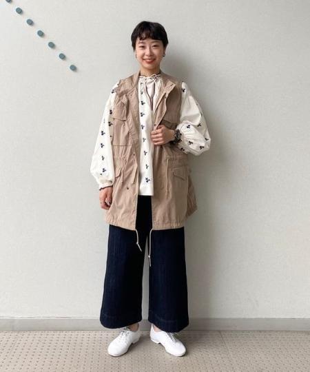 BEAMS WOMENのCROWN / DanceJazz シューズを使ったコーディネートを紹介します。|Rakuten Fashion(楽天ファッション/旧楽天ブランドアベニュー)1102284