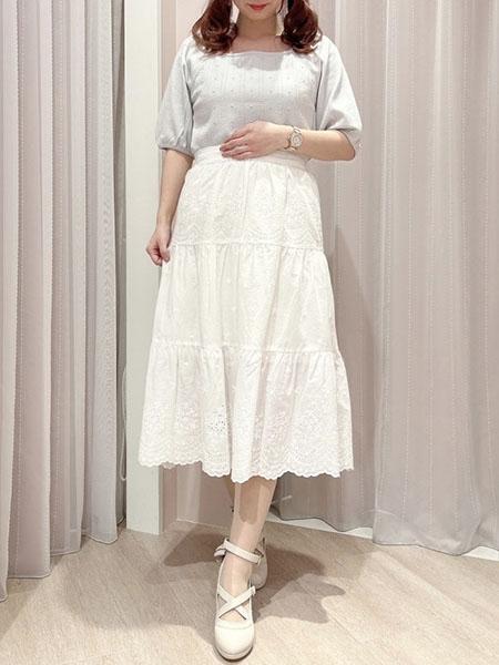 LODISPOTTOのシェリルクロスリボンパンプスを使ったコーディネートを紹介します。|Rakuten Fashion(楽天ファッション/旧楽天ブランドアベニュー)1102275