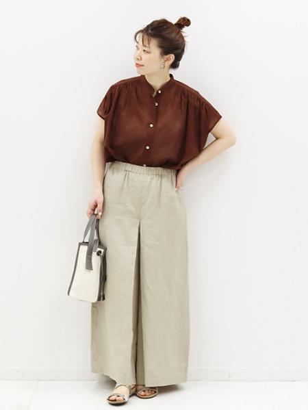 JOURNAL STANDARDの【the dilettante / ザ ディッレタント】TRIANGLE SHOULDER TOTE:バッグ◆を使ったコーディネートを紹介します。 Rakuten Fashion(楽天ファッション/旧楽天ブランドアベニュー)1102578