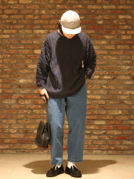 JOURNAL STANDARDの【HALO COMMODITY/ハロ・コモディティー】ソルト フラットキャップを使ったコーディネートを紹介します。|Rakuten Fashion(楽天ファッション/旧楽天ブランドアベニュー)1104128