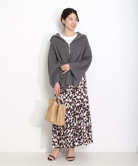 VERMEIL per ienaの【MODERN WEAVING/モダン ウィーヴィング】SLIM LAMB トートバッグを使ったコーディネートを紹介します。|Rakuten Fashion(楽天ファッション/旧楽天ブランドアベニュー)1104383