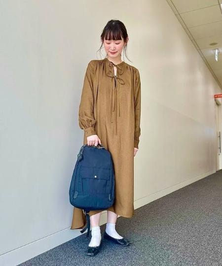 BEAMS WOMENのtoleur / リュックサックを使ったコーディネートを紹介します。|Rakuten Fashion(楽天ファッション/旧楽天ブランドアベニュー)1104372