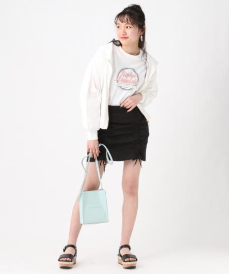 repipi armarioのサークルロゴPTTSSを使ったコーディネートを紹介します。|Rakuten Fashion(楽天ファッション/旧楽天ブランドアベニュー)1104403