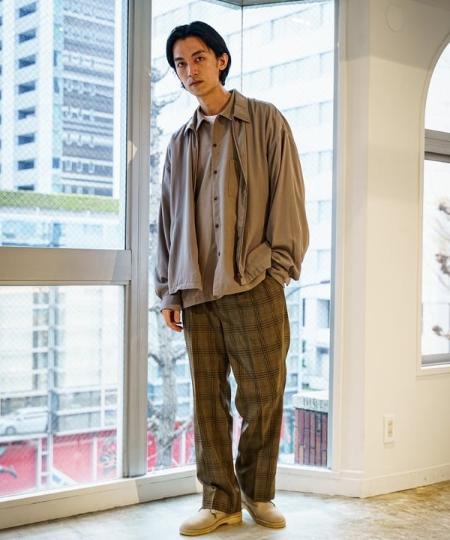 BEAMS MENのClarks / Desert Khanを使ったコーディネートを紹介します。 Rakuten Fashion(楽天ファッション/旧楽天ブランドアベニュー)1104434