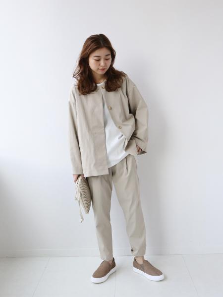 JOURNAL STANDARD relumeのALTORITMOテーパードパンツ◆を使ったコーディネートを紹介します。|Rakuten Fashion(楽天ファッション/旧楽天ブランドアベニュー)1105186