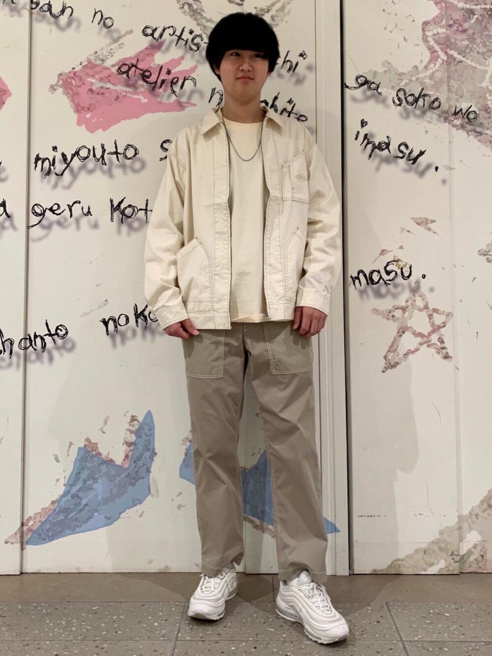 coenのオックスフォードワークスイングトップを使ったコーディネートを紹介します。 Rakuten Fashion(楽天ファッション/旧楽天ブランドアベニュー)1106205
