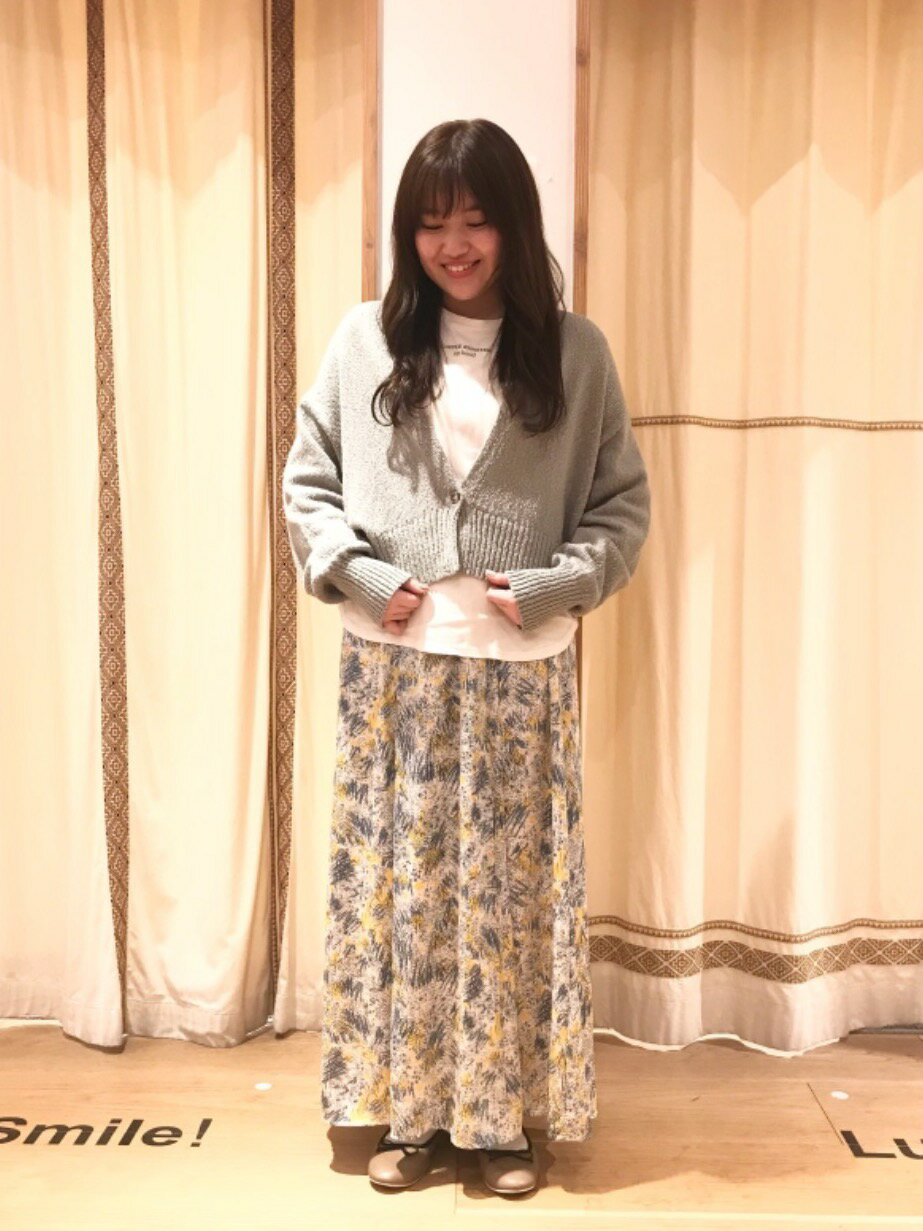 coenのスムースロングスリーブロゴプリントTシャツを使ったコーディネートを紹介します。 Rakuten Fashion(楽天ファッション/旧楽天ブランドアベニュー)1106271