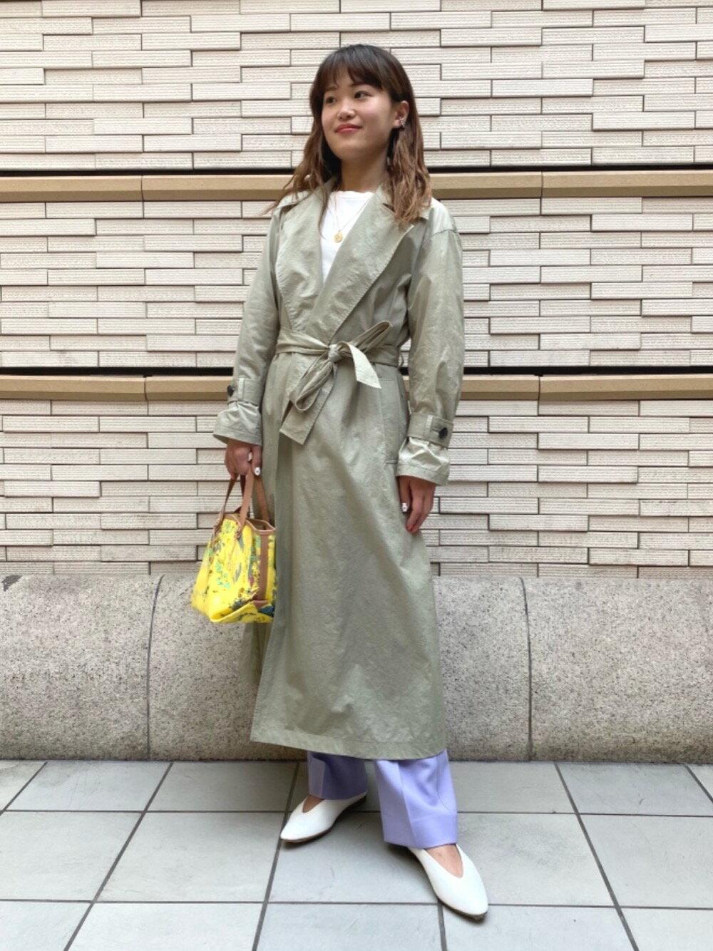 Odette e Odileのmanipuri トートS フロートマーケットを使ったコーディネートを紹介します。|Rakuten Fashion(楽天ファッション/旧楽天ブランドアベニュー)1106605