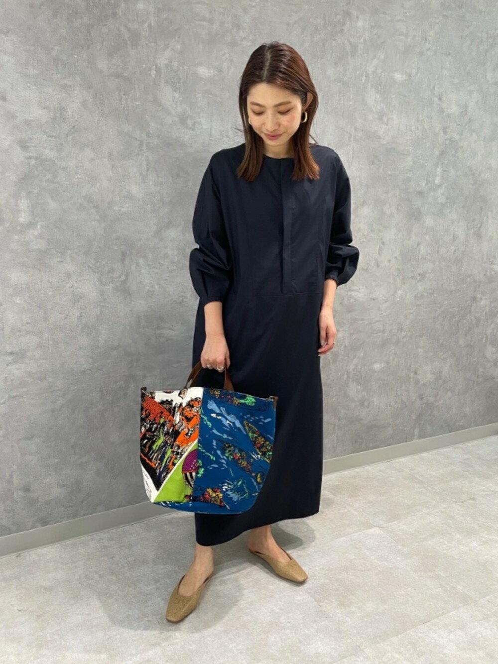 Odette e OdileのOFD スクエアミュール FLT10を使ったコーディネートを紹介します。|Rakuten Fashion(楽天ファッション/旧楽天ブランドアベニュー)1106607