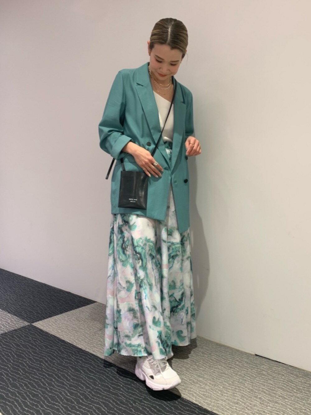 UNITED ARROWSのUWCMD ダブル チェーン ネックレスを使ったコーディネートを紹介します。 Rakuten Fashion(楽天ファッション/旧楽天ブランドアベニュー)1106699