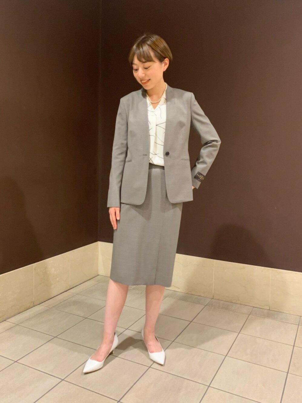 UNITED ARROWSのUPC 7MM SHELL/PL ネックレスを使ったコーディネートを紹介します。 Rakuten Fashion(楽天ファッション/旧楽天ブランドアベニュー)1106830