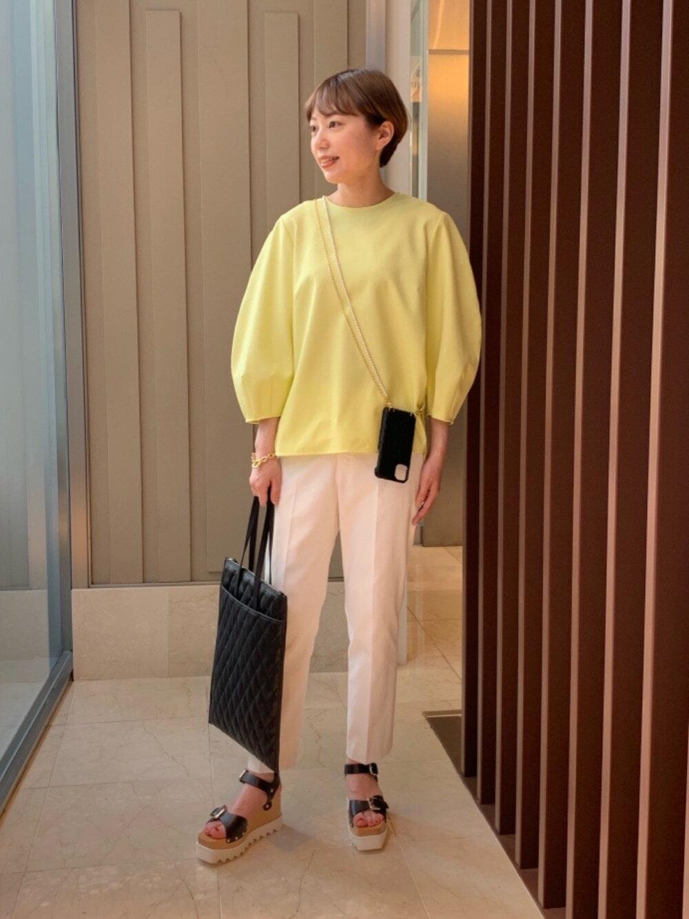 UNITED ARROWSのUBC キルティング  トートバッグを使ったコーディネートを紹介します。|Rakuten Fashion(楽天ファッション/旧楽天ブランドアベニュー)1106859