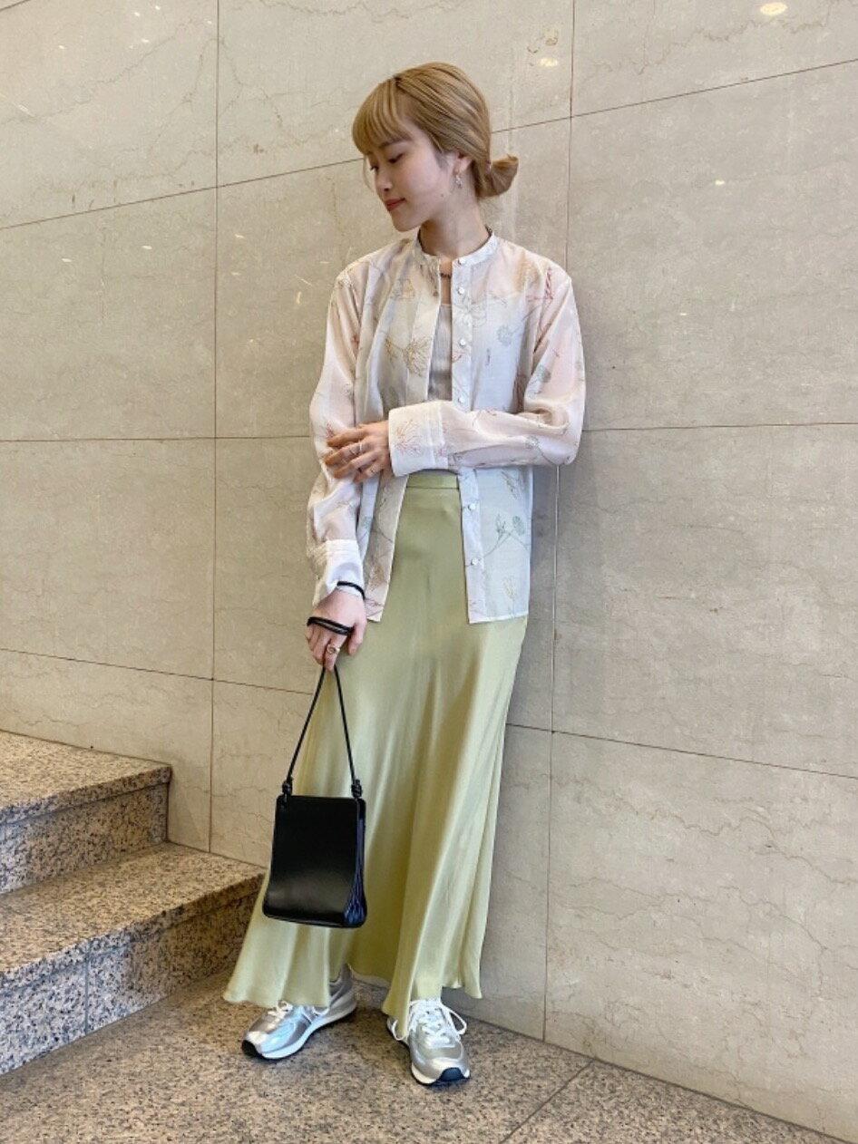 BEAUTY & YOUTH UNITED ARROWSのBY レザースクエアベローズショルダーバッグを使ったコーディネートを紹介します。|Rakuten Fashion(楽天ファッション/旧楽天ブランドアベニュー)1107292