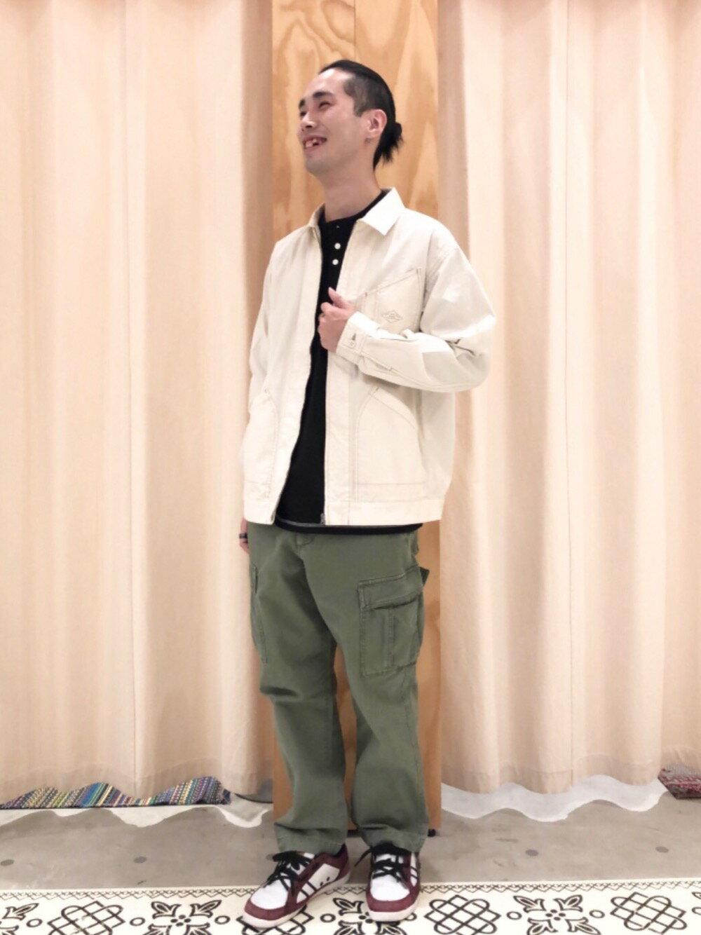 coenのオックスフォードワークスイングトップを使ったコーディネートを紹介します。 Rakuten Fashion(楽天ファッション/旧楽天ブランドアベニュー)1107678