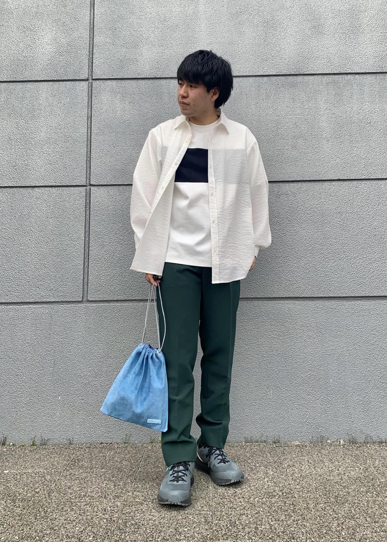 ADAM ET ROPE'のポンチラインT【21SS】を使ったコーディネートを紹介します。|Rakuten Fashion(楽天ファッション/旧楽天ブランドアベニュー)1108683