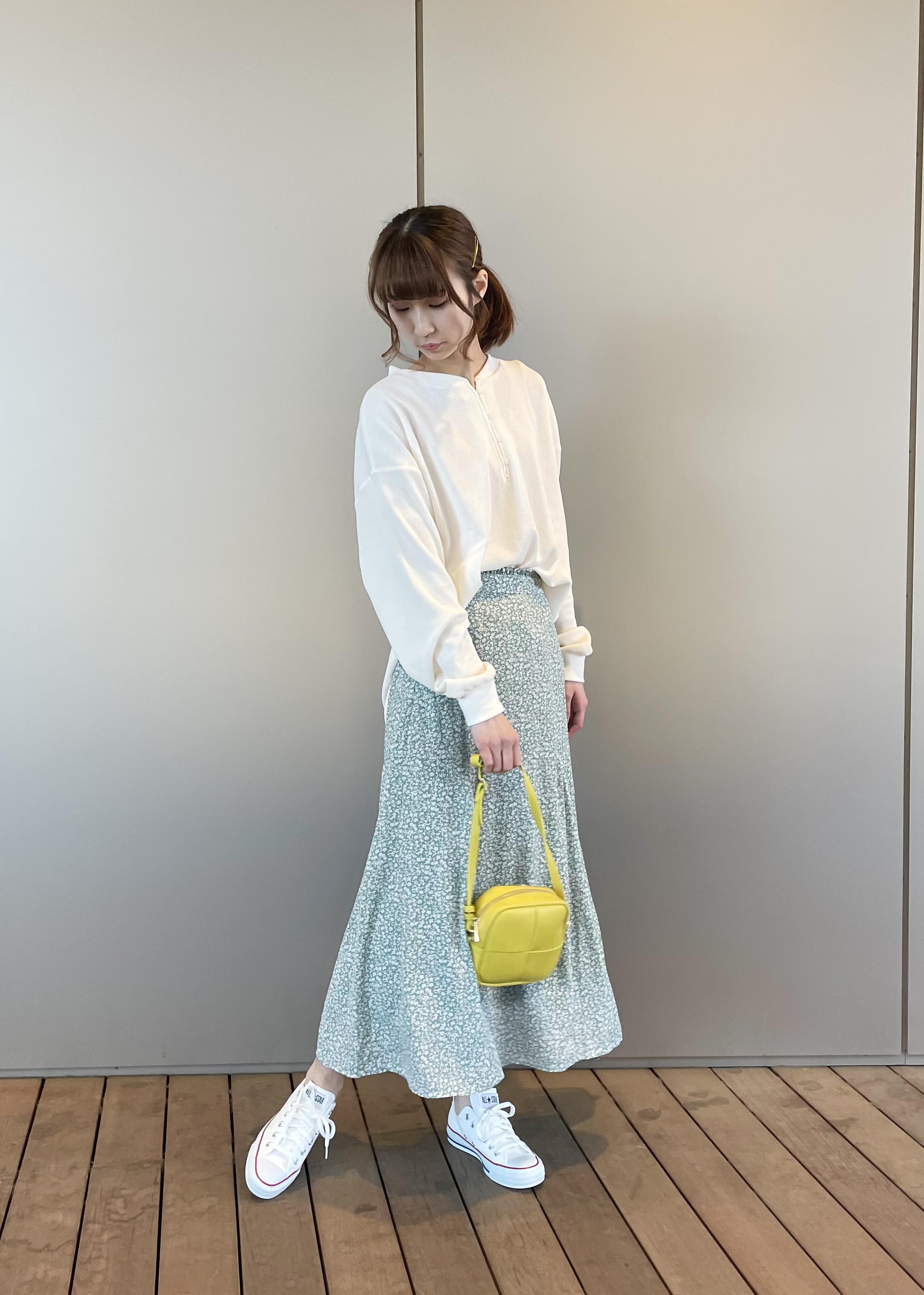 ViSの切替マーメイドスカートを使ったコーディネートを紹介します。 Rakuten Fashion(楽天ファッション/旧楽天ブランドアベニュー)1109025