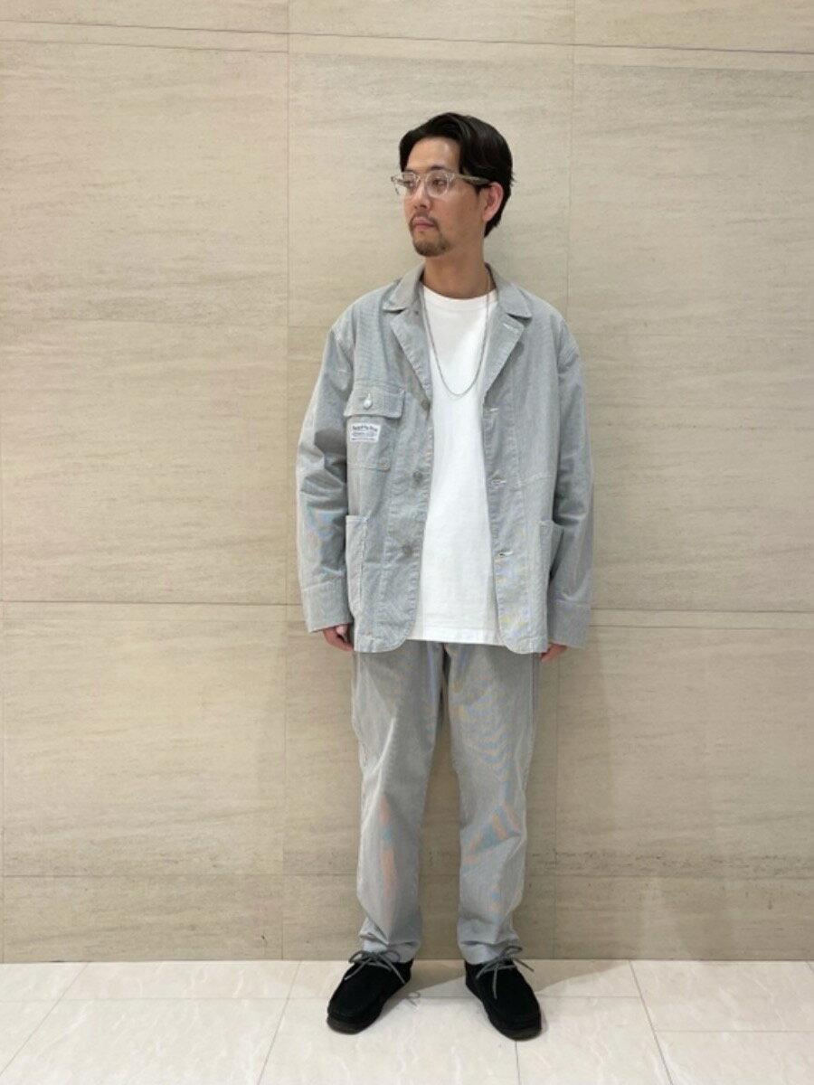 BEAUTY & YOUTH UNITED ARROWSのBY SENTIMENTAL VALUE カバーオールを使ったコーディネートを紹介します。|Rakuten Fashion(楽天ファッション/旧楽天ブランドアベニュー)1114738