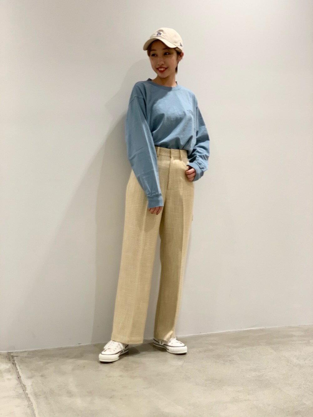 BEAUTY & YOUTH UNITED ARROWSの【別注】<THE NORTH FACE PURPLE LABEL>ロングスリーブTシャツを使ったコーディネートを紹介します。|Rakuten Fashion(楽天ファッション/旧楽天ブランドアベニュー)1114730