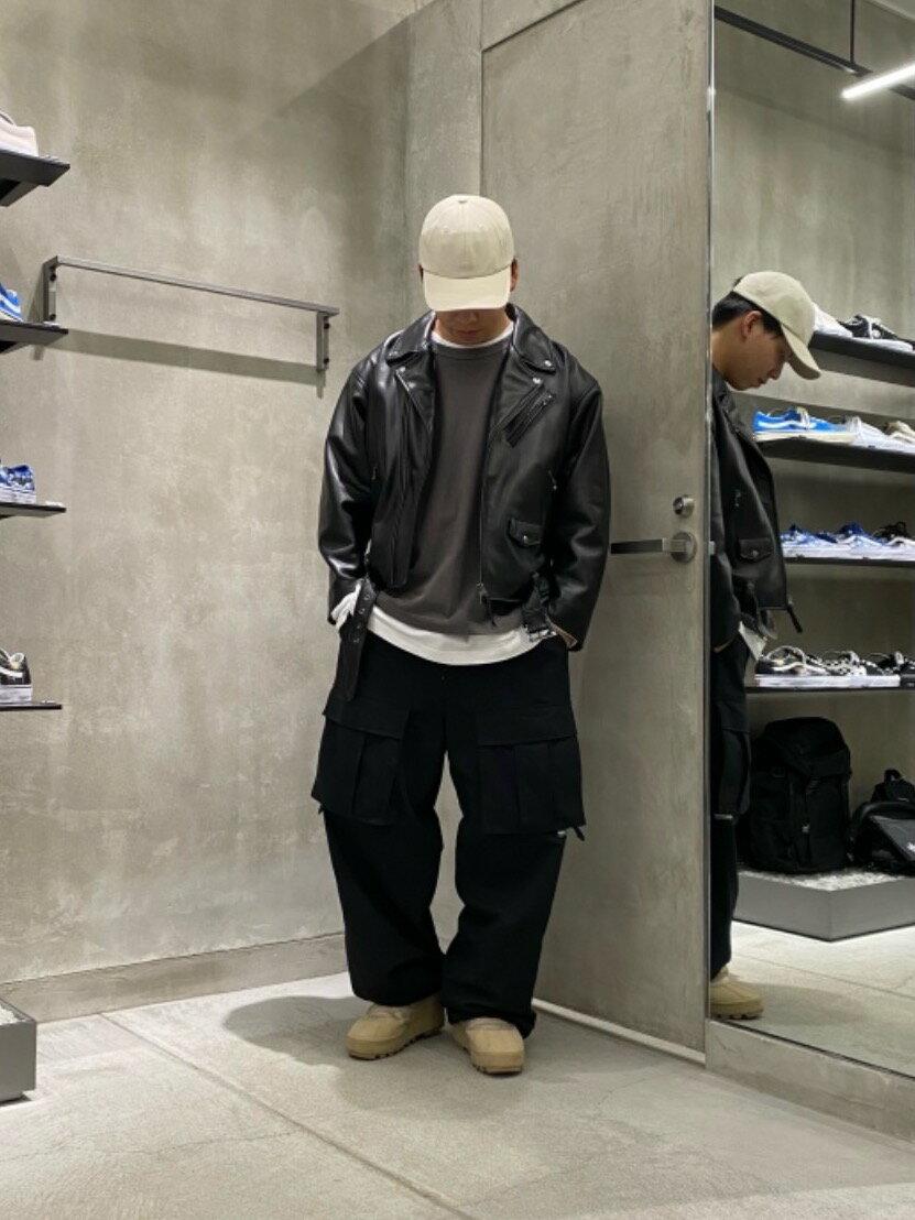 BEAUTY & YOUTH UNITED ARROWSの<VATANLOOP * monkey time> OGNC/TJK L/SL T/Tシャツを使ったコーディネートを紹介します。|Rakuten Fashion(楽天ファッション/旧楽天ブランドアベニュー)1114970