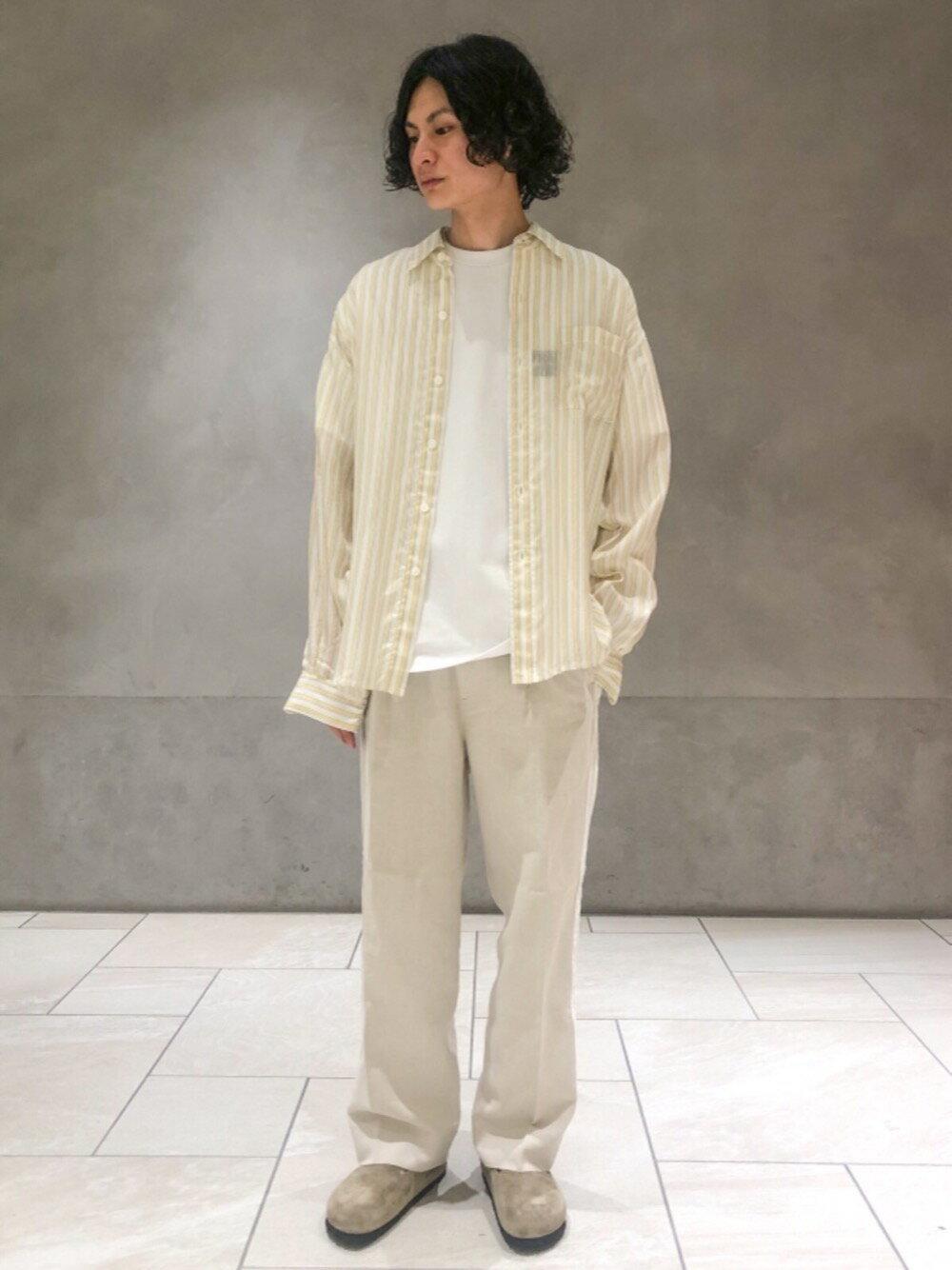 BEAUTY & YOUTH UNITED ARROWSの<BIRKENSTOCK(ビルケンシュトック)> BOSTON SB/サンダルを使ったコーディネートを紹介します。 Rakuten Fashion(楽天ファッション/旧楽天ブランドアベニュー)1116979