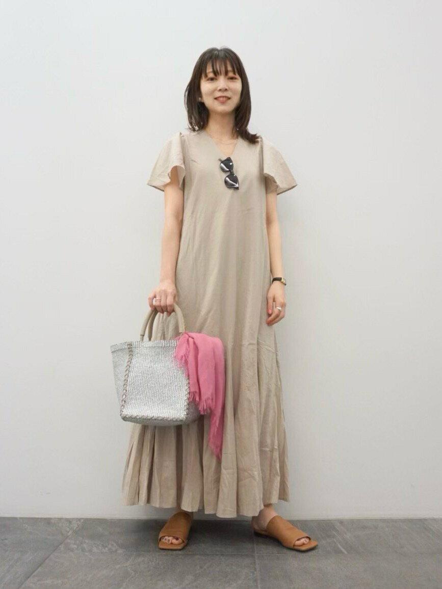 UNITED ARROWSのUWCMD スクエア ミュール フラット サンダルを使ったコーディネートを紹介します。|Rakuten Fashion(楽天ファッション/旧楽天ブランドアベニュー)1117412