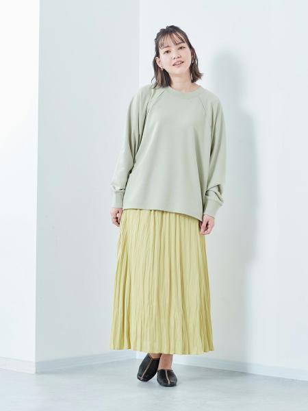 cepoのERG/(W)ドルマンC/NPOを使ったコーディネートを紹介します。|Rakuten Fashion(楽天ファッション/旧楽天ブランドアベニュー)1105336