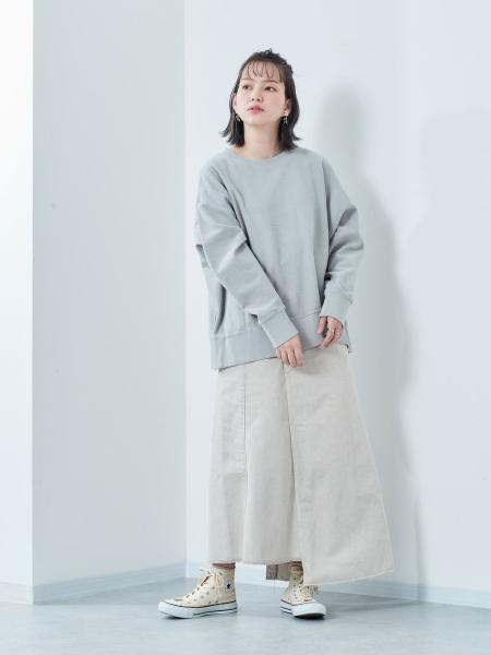 cepoのCEPO/(W)ウラツカイキリカエウラケPOを使ったコーディネートを紹介します。 Rakuten Fashion(楽天ファッション/旧楽天ブランドアベニュー)1105355