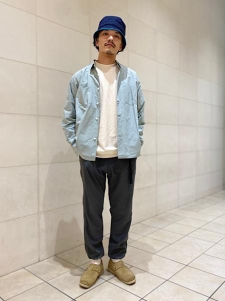 SHIPSのSHIPS any: ナイロン バケットハット◇を使ったコーディネートを紹介します。|Rakuten Fashion(楽天ファッション/旧楽天ブランドアベニュー)1105657