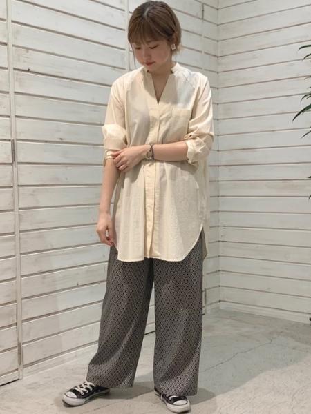 NOMBRE IMPAIRのrapiecage/オーバルフレームコードブレスレットを使ったコーディネートを紹介します。|Rakuten Fashion(楽天ファッション/旧楽天ブランドアベニュー)1105694