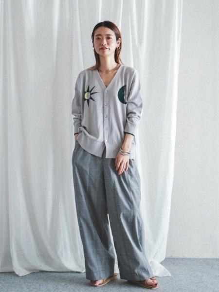 NOMBRE IMPAIRのrapiecage/パイプメタルビーズチョーカーを使ったコーディネートを紹介します。|Rakuten Fashion(楽天ファッション/旧楽天ブランドアベニュー)1105714