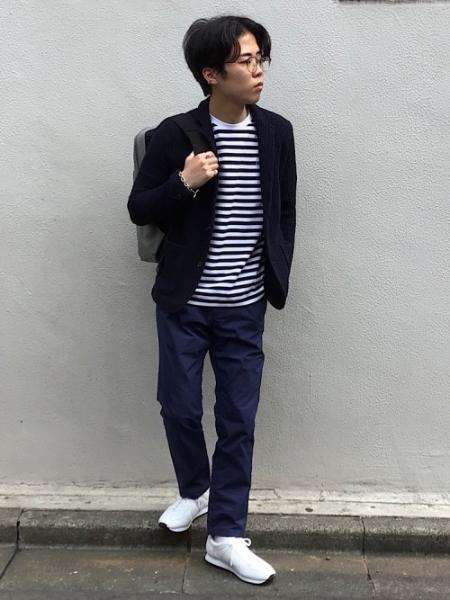 SHIPSのGERMAN TRAINER: MARATHON スニーカーを使ったコーディネートを紹介します。 Rakuten Fashion(楽天ファッション/旧楽天ブランドアベニュー)1106063