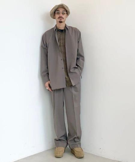 BEAMS MENのSUVSOLE / Giza Slip Onを使ったコーディネートを紹介します。|Rakuten Fashion(楽天ファッション/旧楽天ブランドアベニュー)1108039
