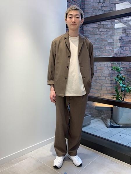 SHIPSのGERMAN TRAINER: MARATHON スニーカーを使ったコーディネートを紹介します。|Rakuten Fashion(楽天ファッション/旧楽天ブランドアベニュー)1108122