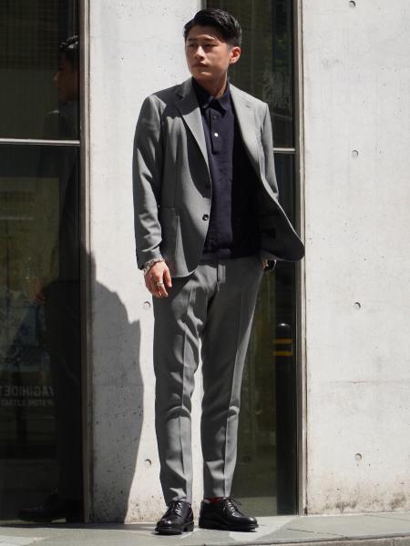 EDIFICEの【CROCKETT&JONES / クロケット&ジョーンズ】MORETONを使ったコーディネートを紹介します。|Rakuten Fashion(楽天ファッション/旧楽天ブランドアベニュー)1108487