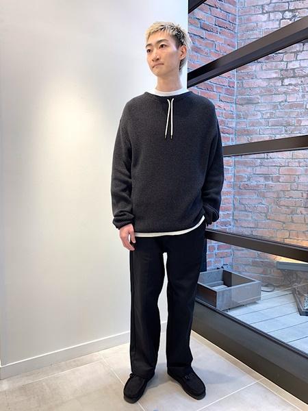 SHIPSのCLARKS: ワラビー ブーツを使ったコーディネートを紹介します。|Rakuten Fashion(楽天ファッション/旧楽天ブランドアベニュー)1109100
