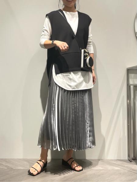 EzickのダンボールベストロンTを使ったコーディネートを紹介します。|Rakuten Fashion(楽天ファッション/旧楽天ブランドアベニュー)1109600