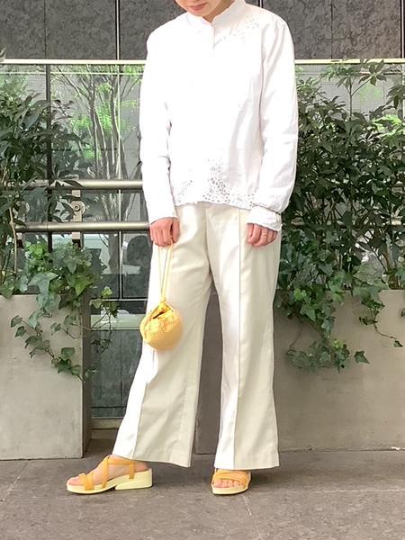 CAMPERの[カンペール] PESCAR トートバッグを使ったコーディネートを紹介します。 Rakuten Fashion(楽天ファッション/旧楽天ブランドアベニュー)1110005