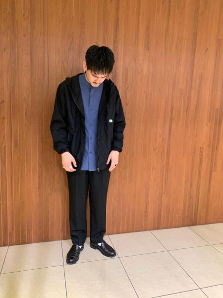 URBAN RESEARCHのTHE NORTH FACE COMPACT JACKETを使ったコーディネートを紹介します。|Rakuten Fashion(楽天ファッション/旧楽天ブランドアベニュー)1110045