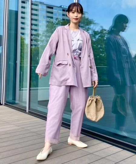 BEAMS WOMENのMOHI / カーフ スリッポンを使ったコーディネートを紹介します。|Rakuten Fashion(楽天ファッション/旧楽天ブランドアベニュー)1111207