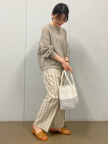 HUMAN WOMANの◆CHIARA サンダルを使ったコーディネートを紹介します。 Rakuten Fashion(楽天ファッション/旧楽天ブランドアベニュー)1111301