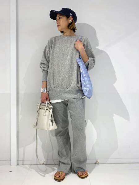 AP STUDIOの【NEW ERA / ニューエラ】B baseball CAPを使ったコーディネートを紹介します。|Rakuten Fashion(楽天ファッション/旧楽天ブランドアベニュー)1111593
